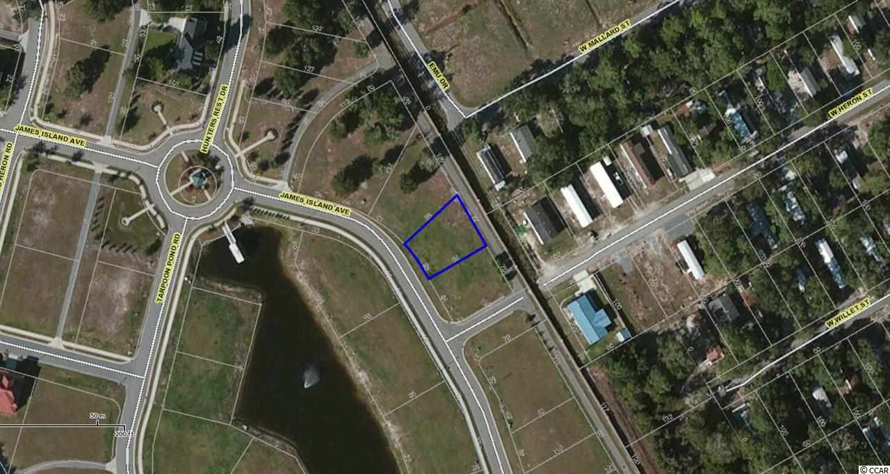 Land for Sale at 1203 James Island Drive 1203 James Island Drive North Myrtle Beach, South Carolina 29582 United States