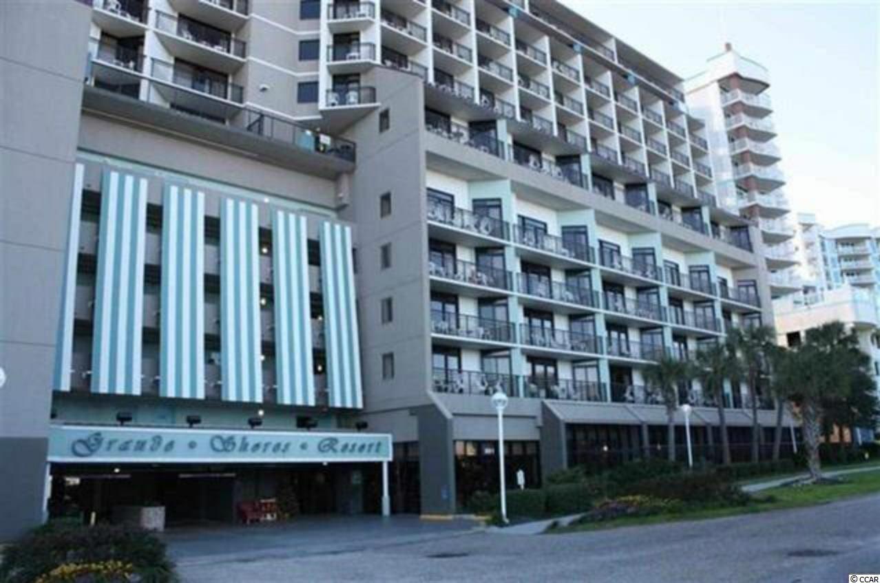 Condo MLS:1500850 Grande Shores  201 N 77th Avenue Myrtle Beach SC