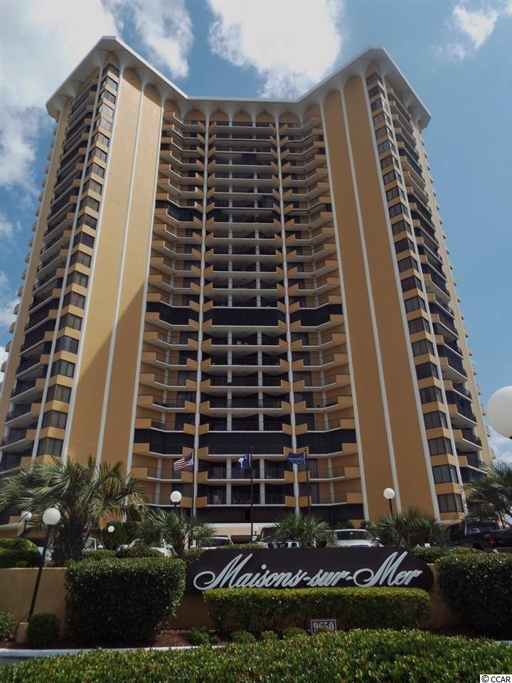 Condo MLS:1504143 Maisons Sur-Mer  9650 Shore Drive Myrtle Beach SC
