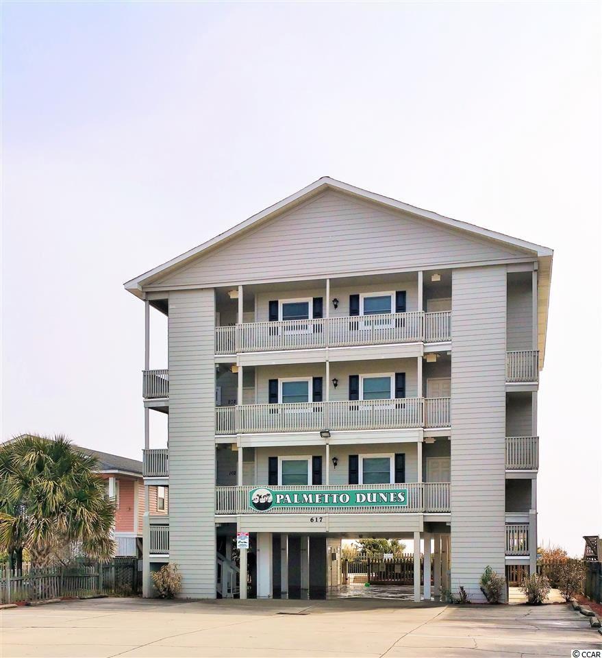 Condo MLS:1504493 Palmetto Dunes - Surfside  617 S Ocean Blvd. #302 Surfside Beach SC