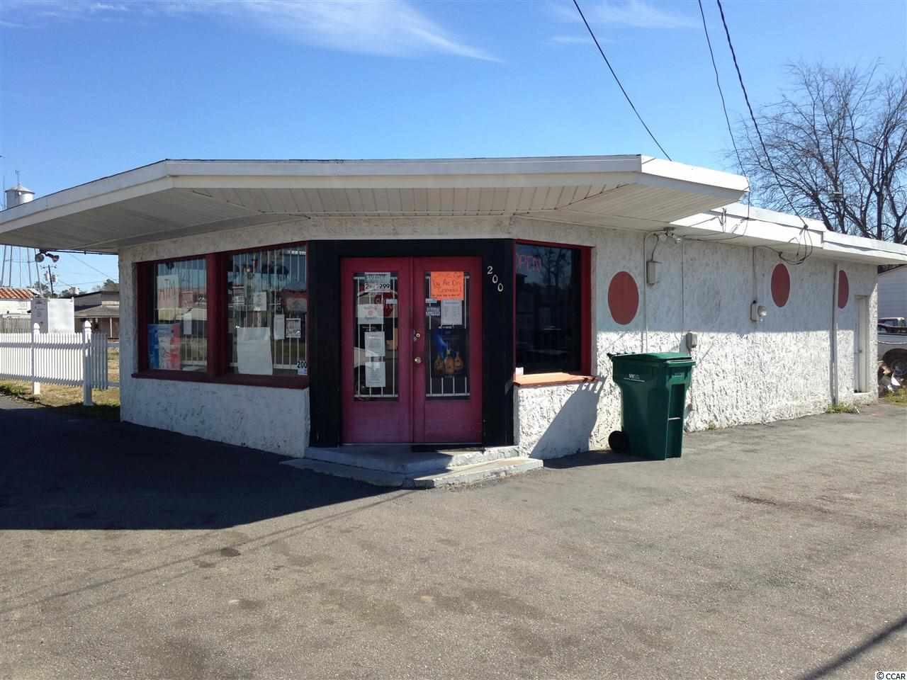 200 West Broad Street, Hemingway, SC 29554