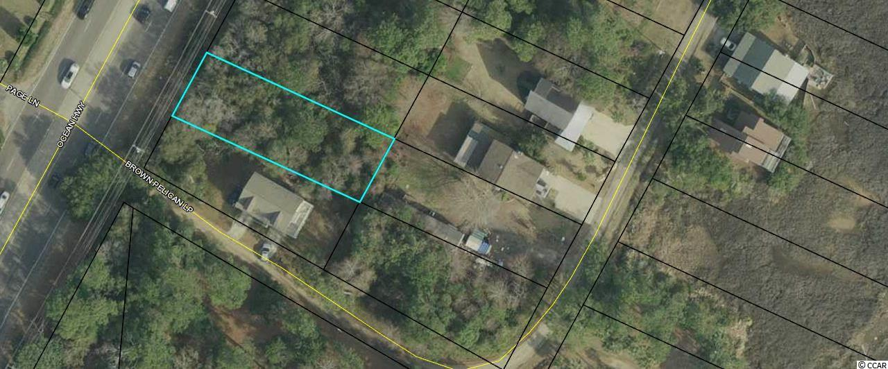 Land for Sale at Lot 7B Brown Pelican Loop Lot 7B Brown Pelican Loop Pawleys Island, South Carolina 29585 United States