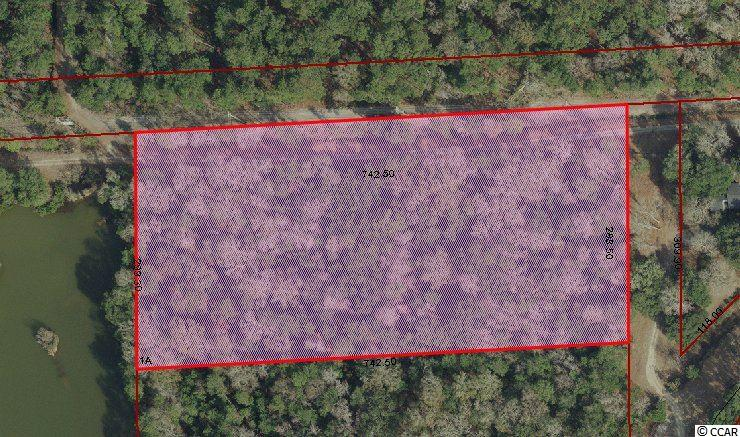 Land for Sale at Lot 1A Wallace Pate Drive Lot 1A Wallace Pate Drive Georgetown, South Carolina 29440 United States