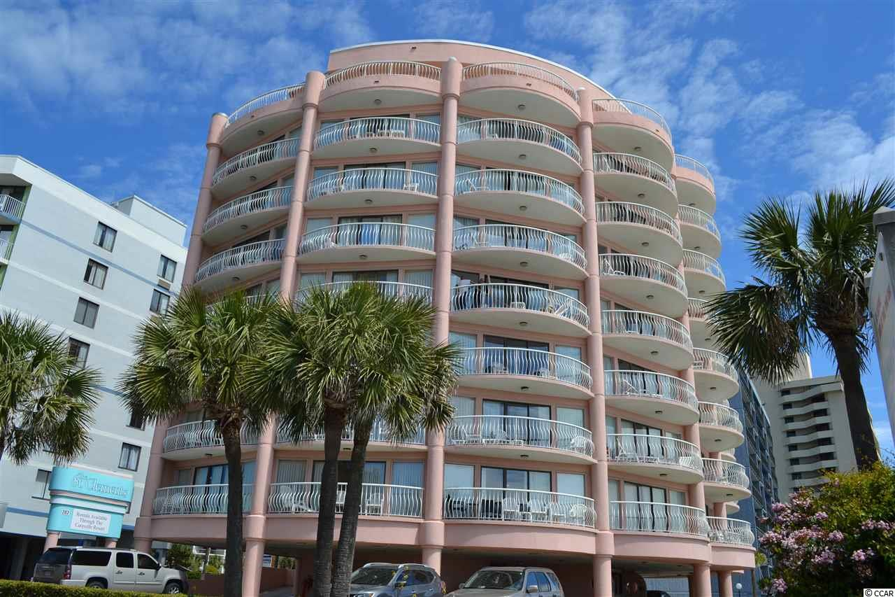 Condo MLS:1509801 ST CLEMENTS  202 N 70th Myrtle Beach SC