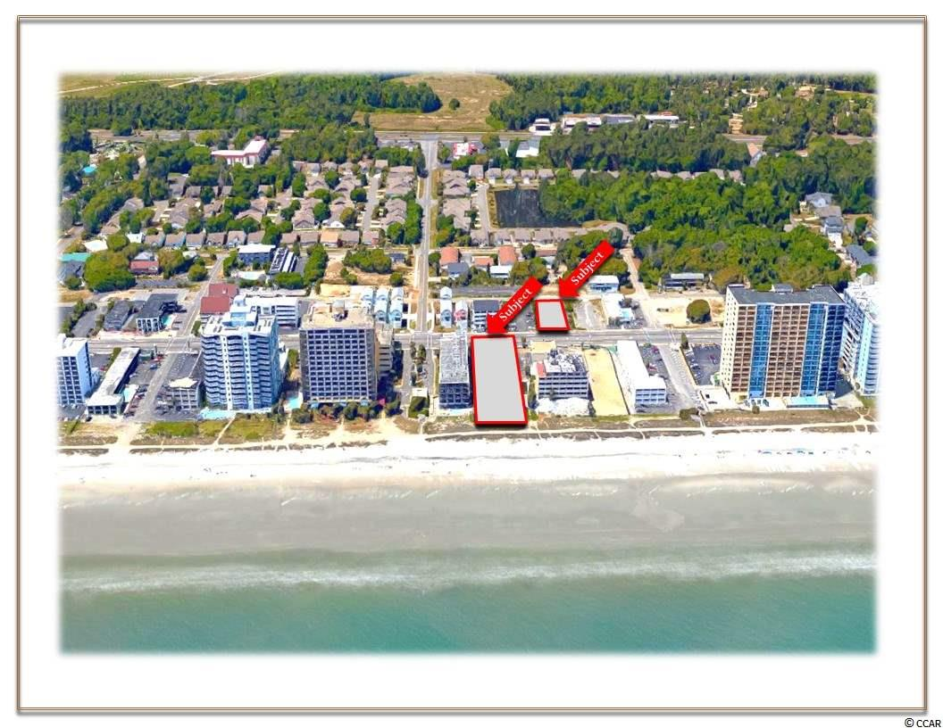 Land for Sale at 2609 S Ocean Boulevard 2609 S Ocean Boulevard Myrtle Beach, South Carolina 29577 United States