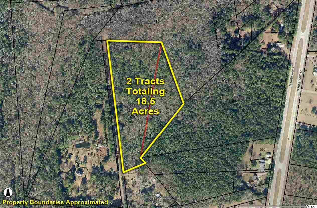 Land for Sale at White Road White Road Awendaw, South Carolina 29429 United States