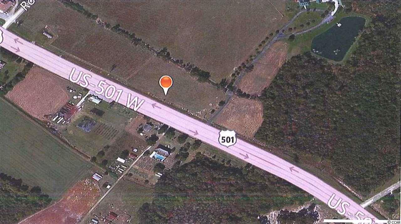 Acreage for Sale at TBD Highway 501 West TBD Highway 501 West Conway, South Carolina 29526 United States