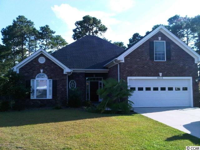 Detached MLS:1516350   8016 Baylight Ct. Myrtle Beach SC