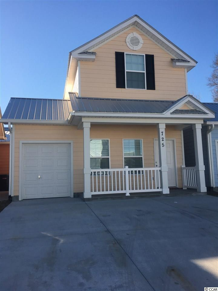 CONDO MLS:1516761 Cottages At Seventh  725 Shell Creek Circle North Myrtle Beach SC