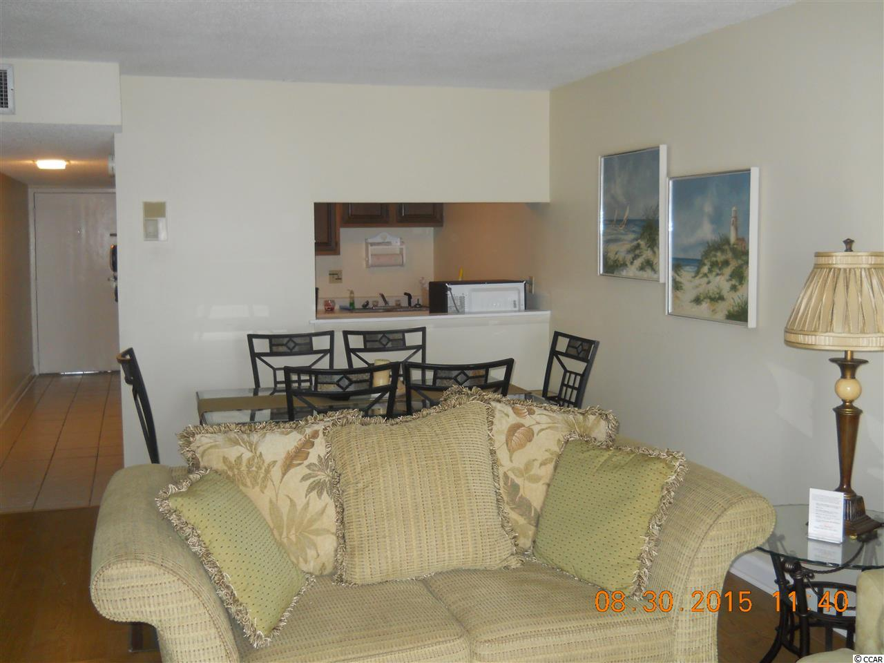 Check out this 2 bedroom condo at  Holiday Tower