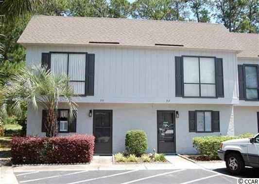 TOWNHOUSE MLS:1517881 ROBBERS ROOST  912 Villa Drive North Myrtle Beach SC