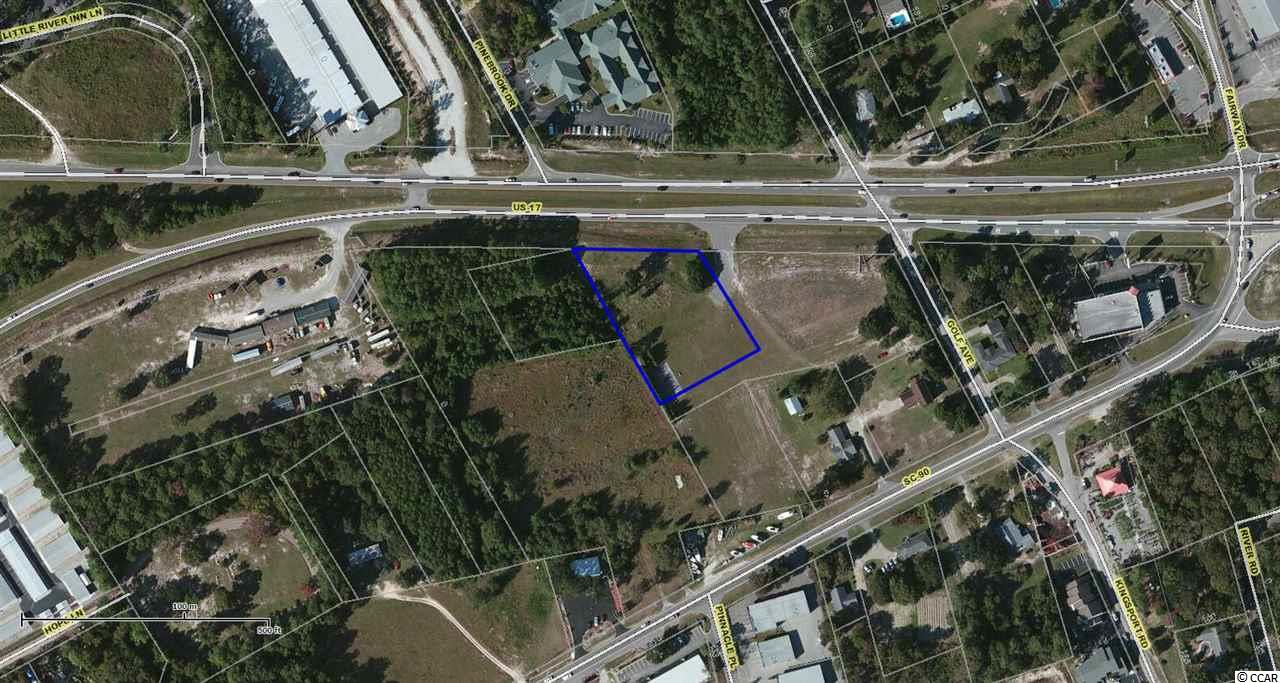 Land for Sale at TBD Highway 17 TBD Highway 17 Little River, South Carolina 29566 United States