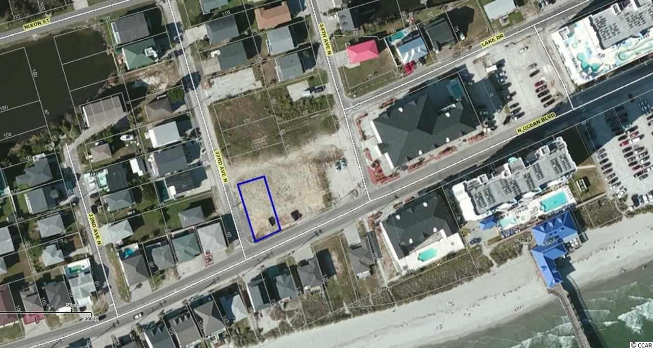 Land for Sale at 3301 N Ocean Blvd 3301 N Ocean Blvd North Myrtle Beach, South Carolina 29582 United States