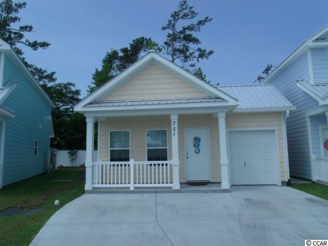CONDO MLS:1519838 Cottages At Seventh  TBD Shell Creek Circle North Myrtle Beach SC