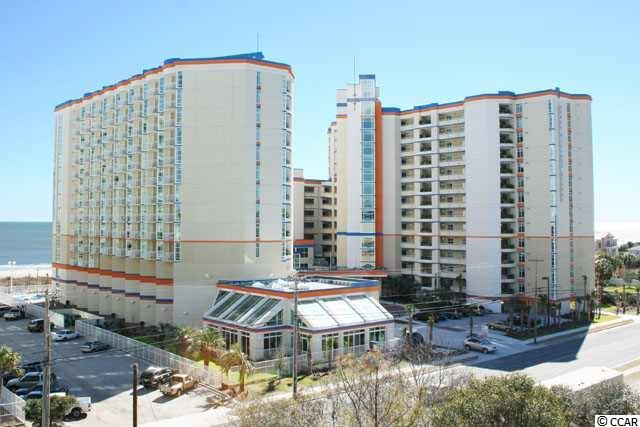 Ocean View,End Unit Condo in Dunes Village Phase II : Myrtle Beach South Carolina