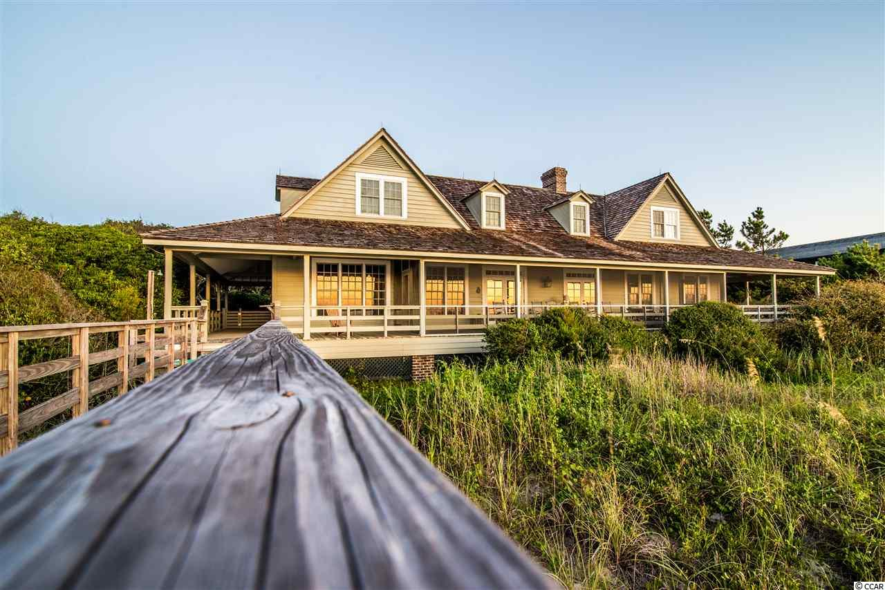 Single Family Home for Sale at 500 Myrtle Avenue Pawleys Island, South Carolina 29585 United States