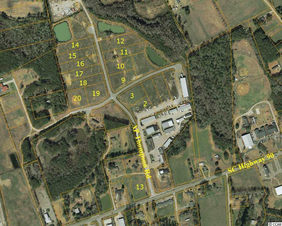 Industrial for Sale at TBD AP Thompson Road TBD AP Thompson Road Longs, South Carolina 29568 United States