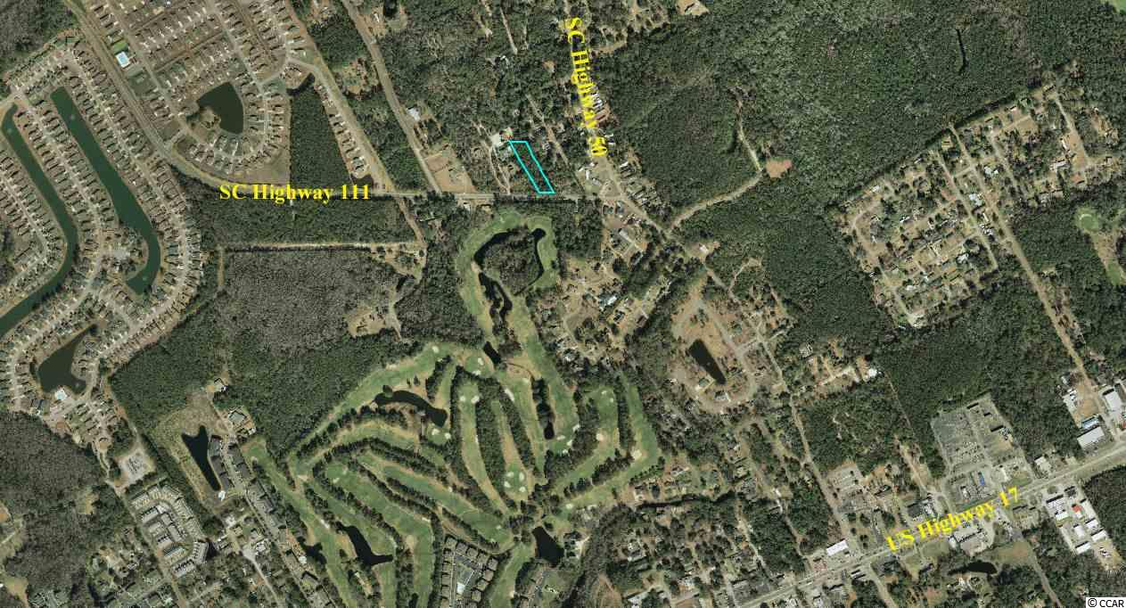 Land for Sale at TBD Hwy 111 TBD Hwy 111 Little River, South Carolina 29566 United States