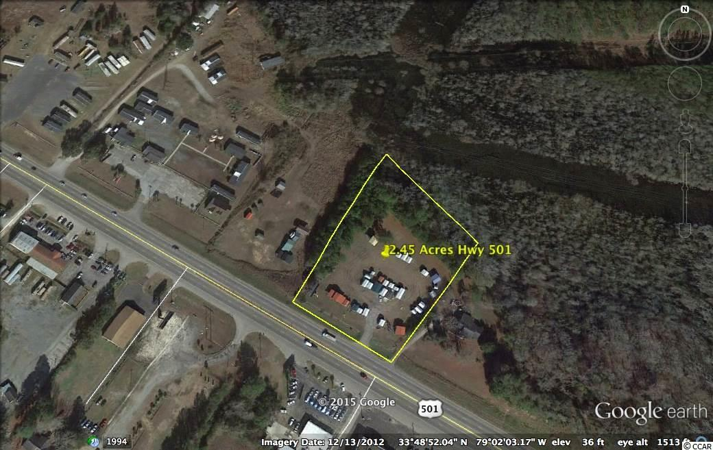 Land for Sale at 845 Hwy 501 East 845 Hwy 501 East Conway, South Carolina 29526 United States