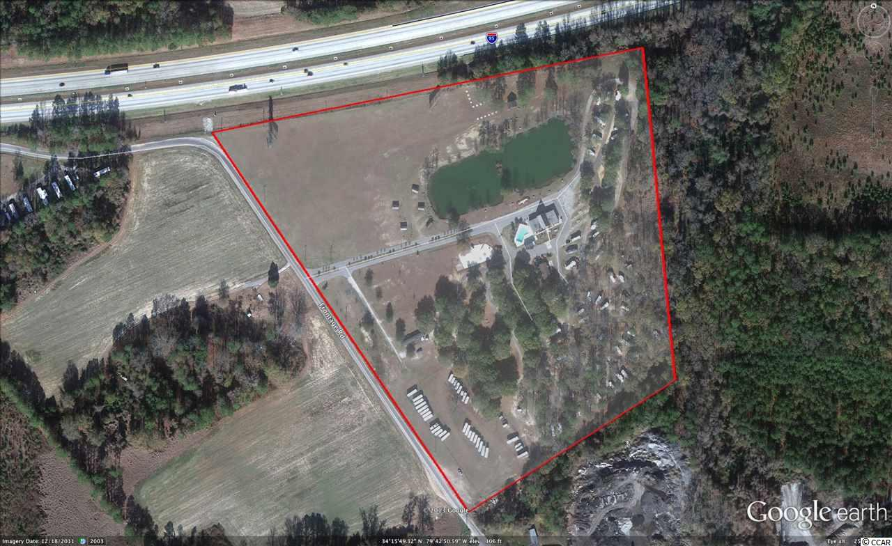 Acreage for Sale at 1115 E Campground Road 1115 E Campground Road Florence, South Carolina 29506 United States