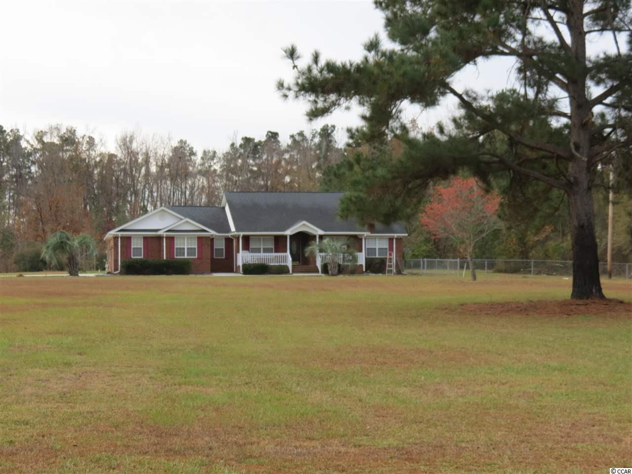 Single Family Home for Sale at 2817 US Highway 521 Andrews, South Carolina 29510 United States