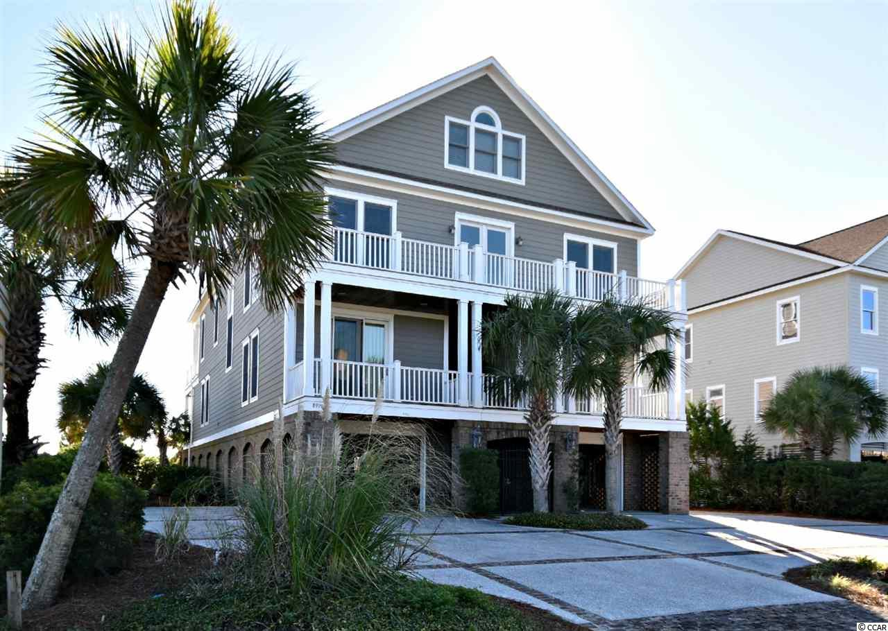 Single Family Home for Sale at 891 Norris Drive Pawleys Island, South Carolina 29585 United States