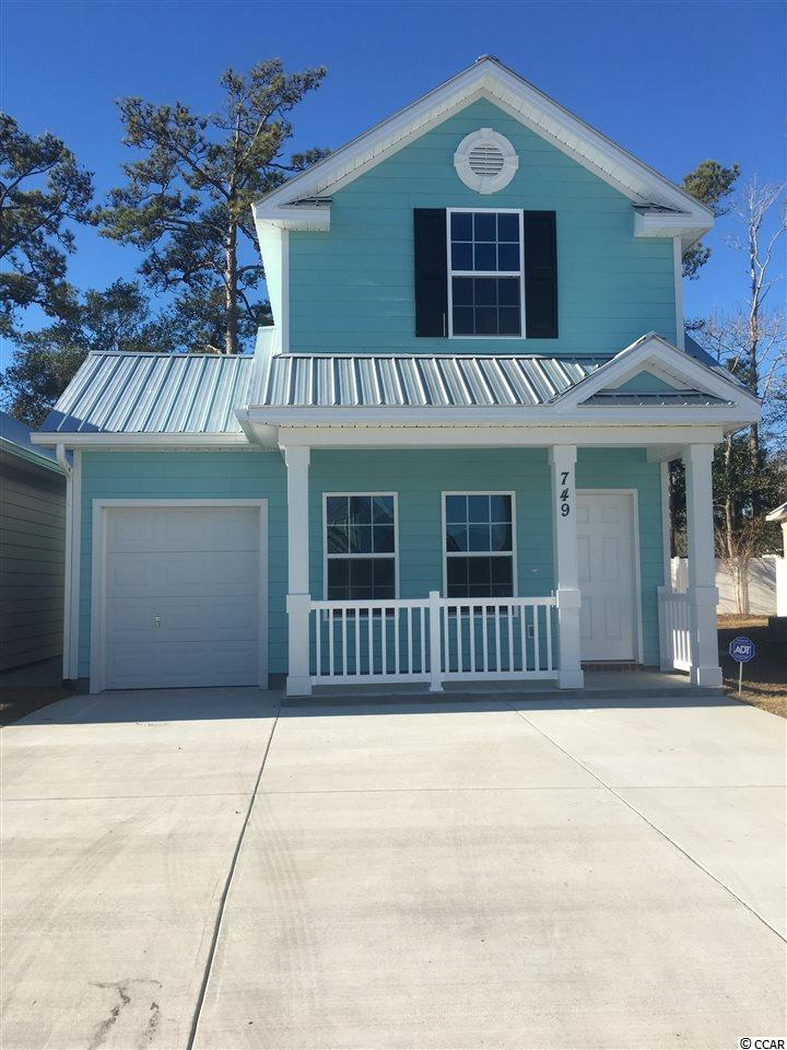 CONDO MLS:1523501 Cottages At Seventh  749 Shell Creek Circle North Myrtle Beach SC