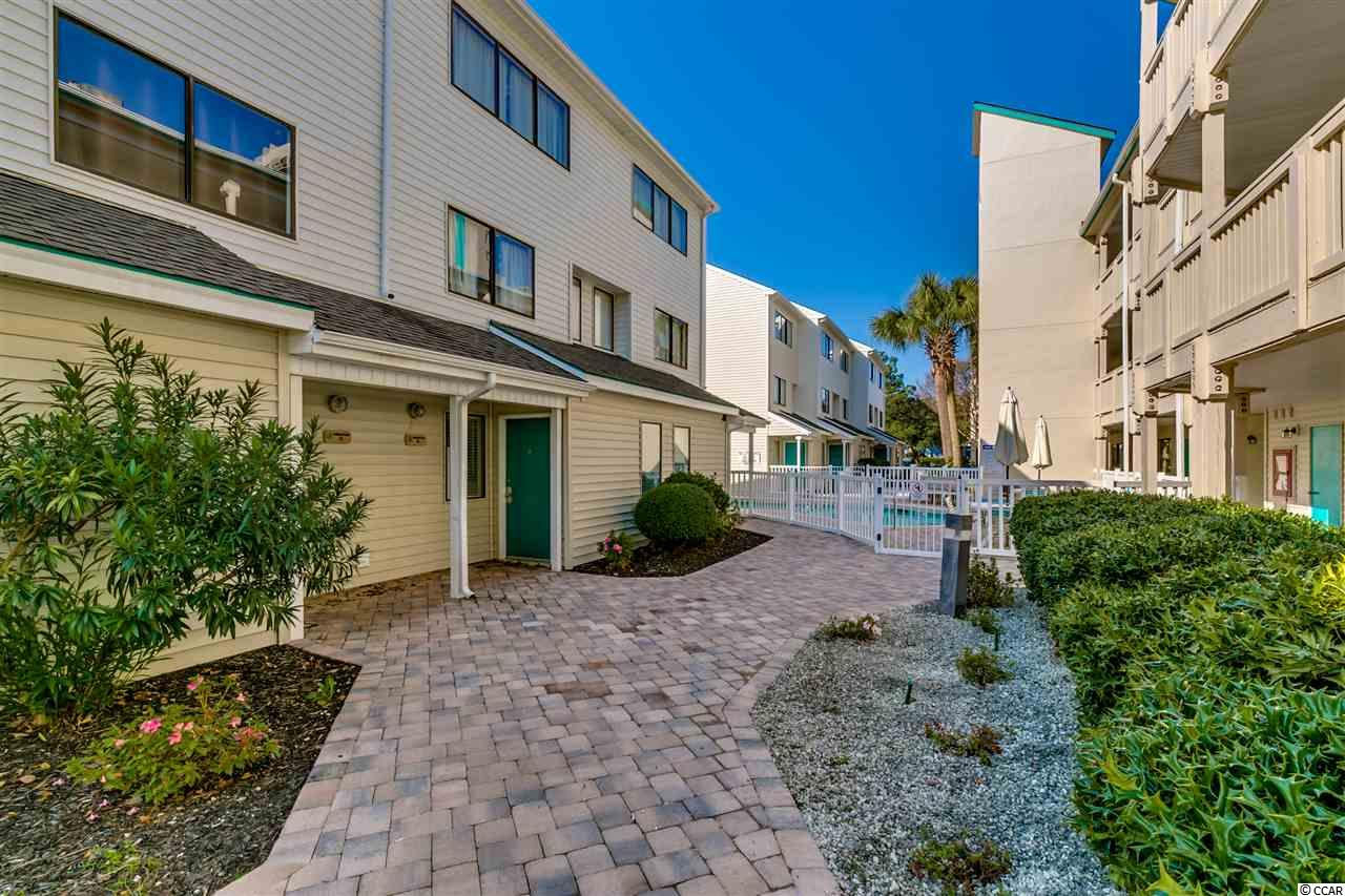 Townhouse MLS:1523589 Ocean Dune Townhouses  201 75th Ave N Myrtle Beach SC
