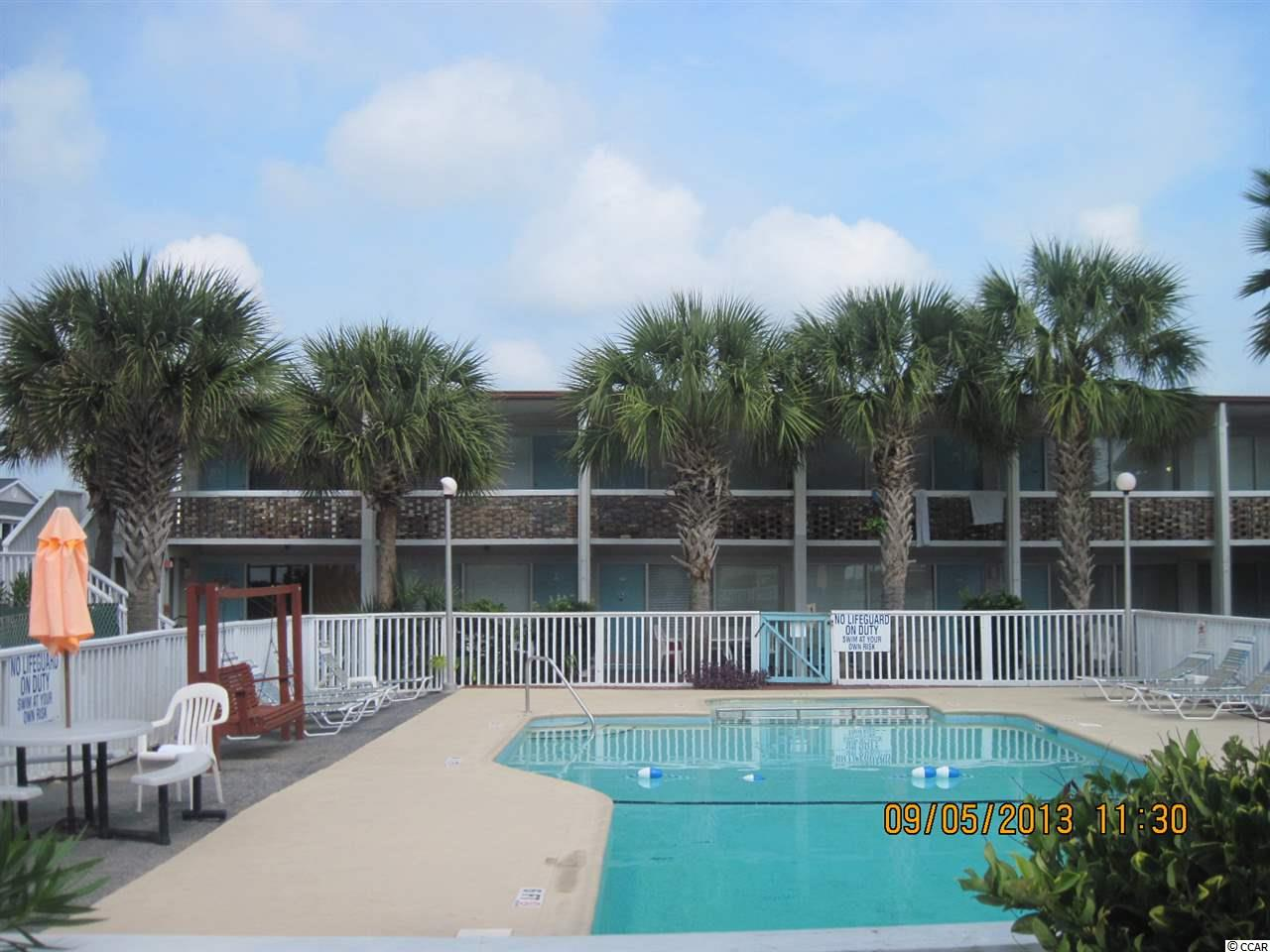 Condo MLS:1523996 The Hartford Inn Condomin  5409 N Ocean Blvd North Myrtle Beach SC