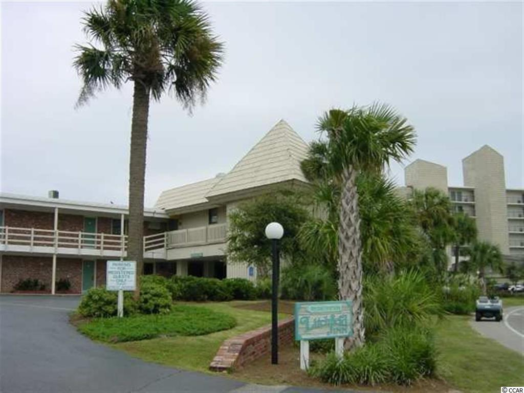 Ocean Front,End Unit Condo in Litchfield Inn : Pawleys Island South Carolina