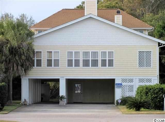 Single Family Home for Sale at 695 Parker Drive 695 Parker Drive Pawleys Island, South Carolina 29585 United States