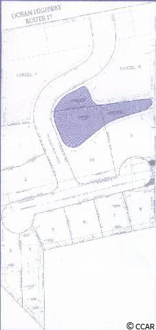 Land for Sale at LOT 4 TRACE-LOWCOUNTRY VILLAGE LOT 4 TRACE-LOWCOUNTRY VILLAGE Pawleys Island, South Carolina 29585 United States
