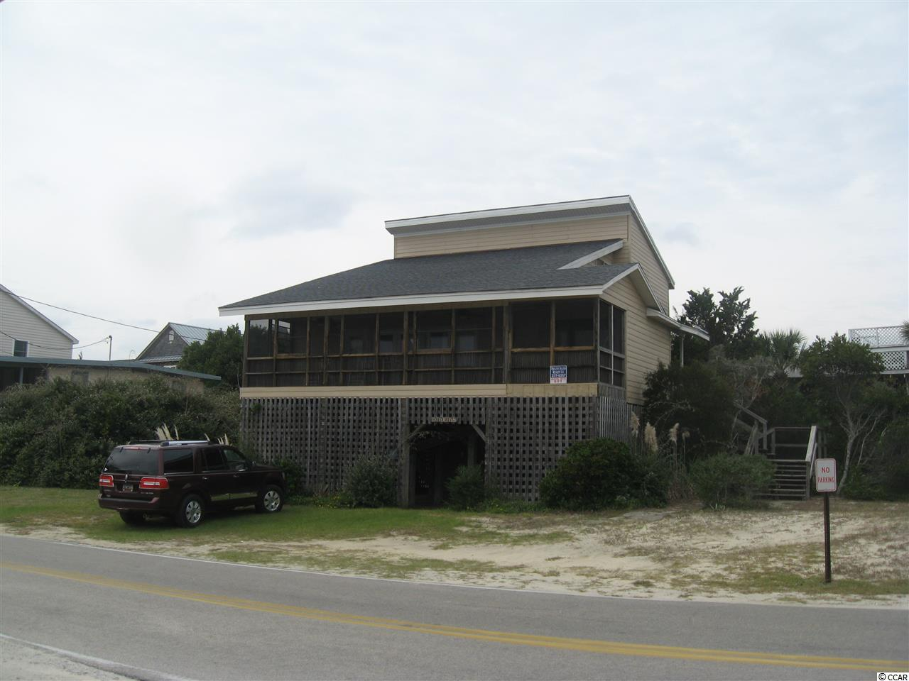 Single Family Home for Sale at 601 Springs Avenue 601 Springs Avenue Pawleys Island, South Carolina 29585 United States