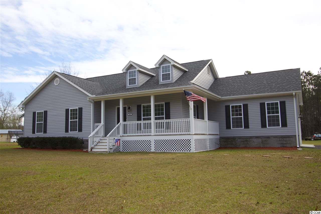 Single Family Home for Sale at 8387 Gapway Road Andrews, South Carolina 29510 United States