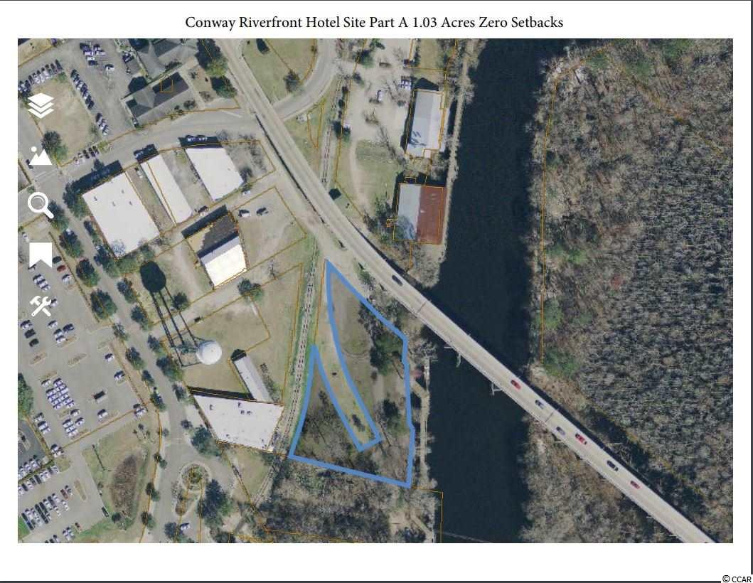 Land for Sale at TBD Laurel Street TBD Laurel Street Conway, South Carolina 29526 United States