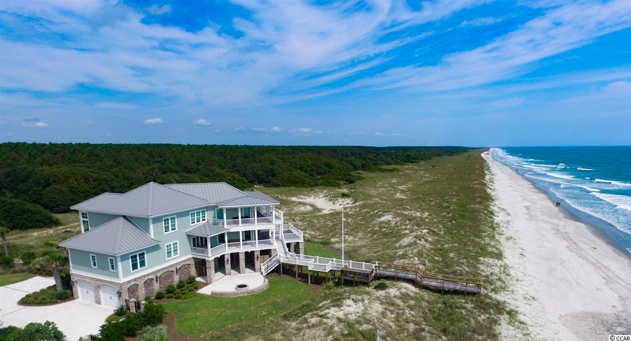 Single Family Home for Sale at 1344 Parker Drive Pawleys Island, South Carolina 29585 United States