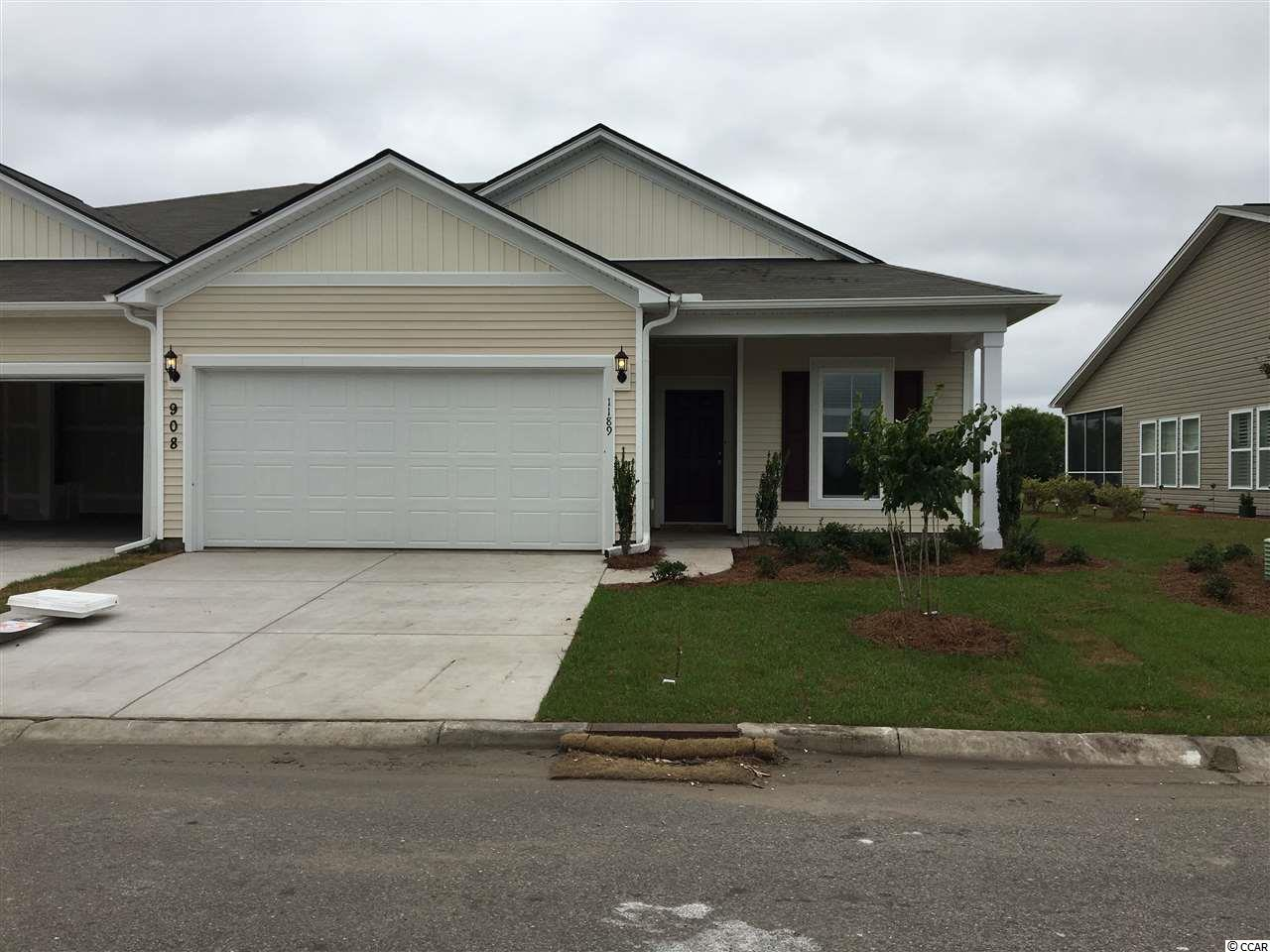 1/2 Duplex MLS:1602180 Carolina Forest - Berkshi  908 Bristish Ln Myrtle Beach SC