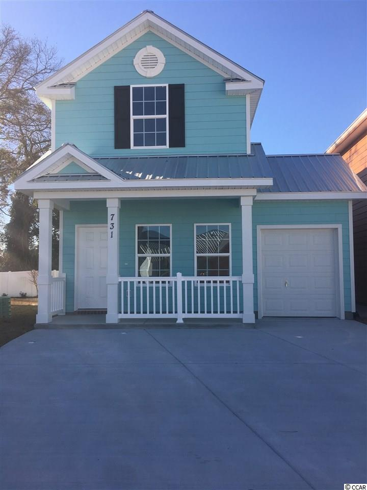 CONDO MLS:1602224 Cottages At Seventh  731 Shell Creek Circle North Myrtle Beach SC