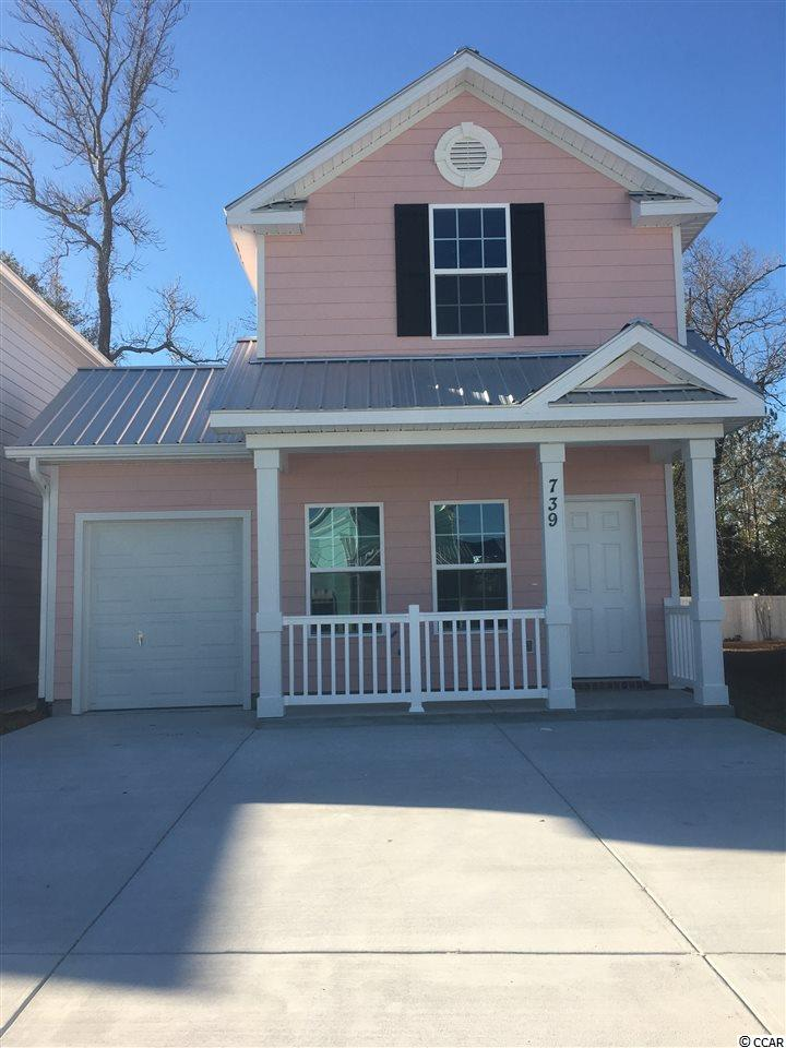 CONDO MLS:1602227 Cottages At Seventh  739 Shell Creek Circle North Myrtle Beach SC