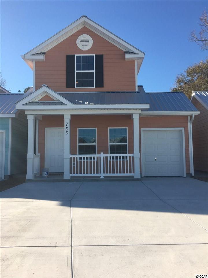 CONDO MLS:1602228 Cottages At Seventh  733 Shell Creek Circle North Myrtle Beach SC