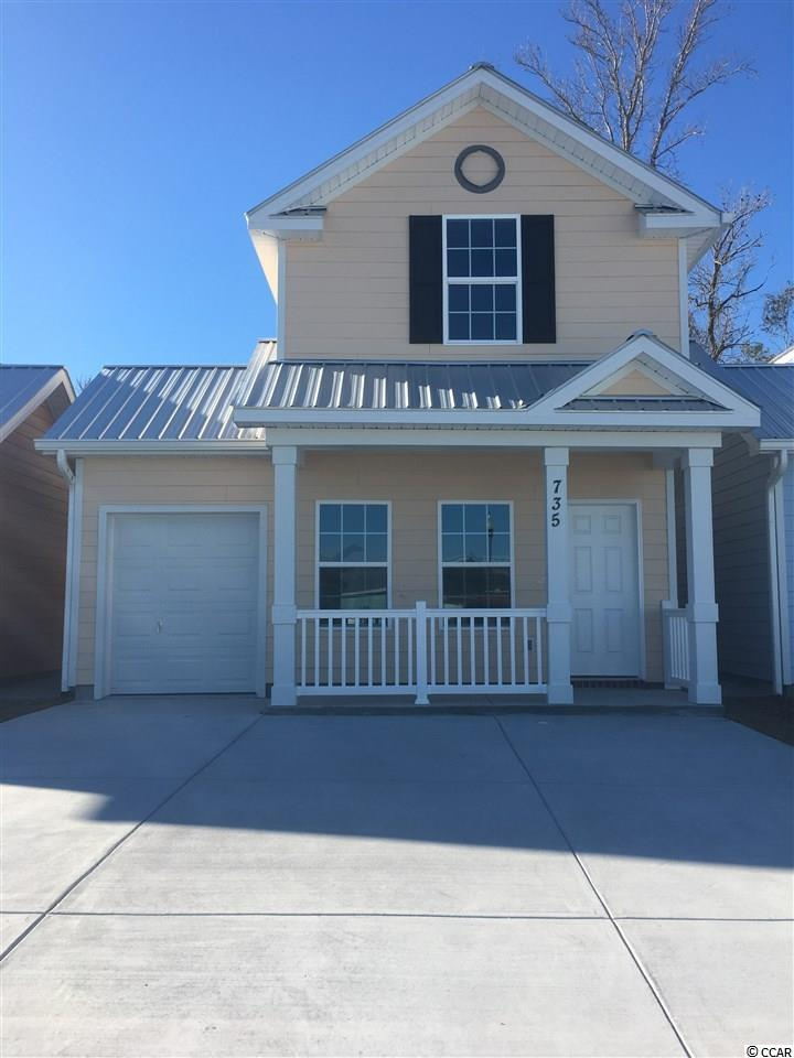 CONDO MLS:1602230 Cottages At Seventh  735 Shell Creek Circle North Myrtle Beach SC