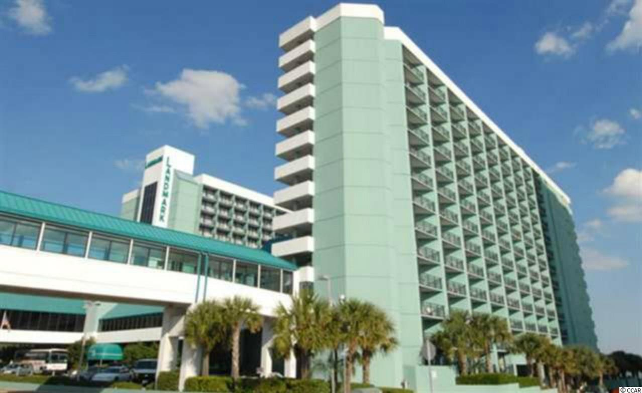 CONDO MLS:1602563 Landmark Resort Phase II  1501 S Ocean Blvd. Myrtle Beach SC