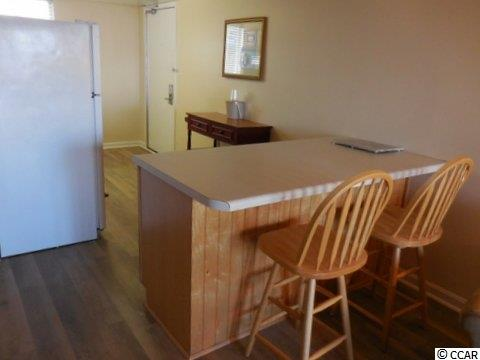 Screened porch - Oceanfront condo for sale in Pawleys Island, SC