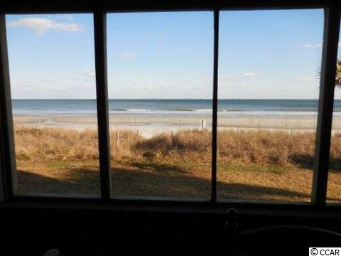 Have you seen this  Screened porch - Oceanfront property for sale in Pawleys Island