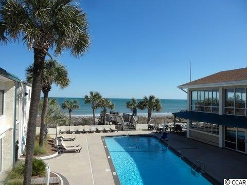 Another property at   Screened porch - Oceanfront offered by Pawleys Island real estate agent