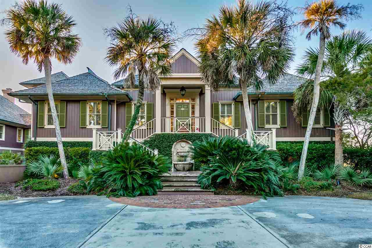 Single Family Home for Sale at 522 DeBordieu Blvd Georgetown, South Carolina 29440 United States