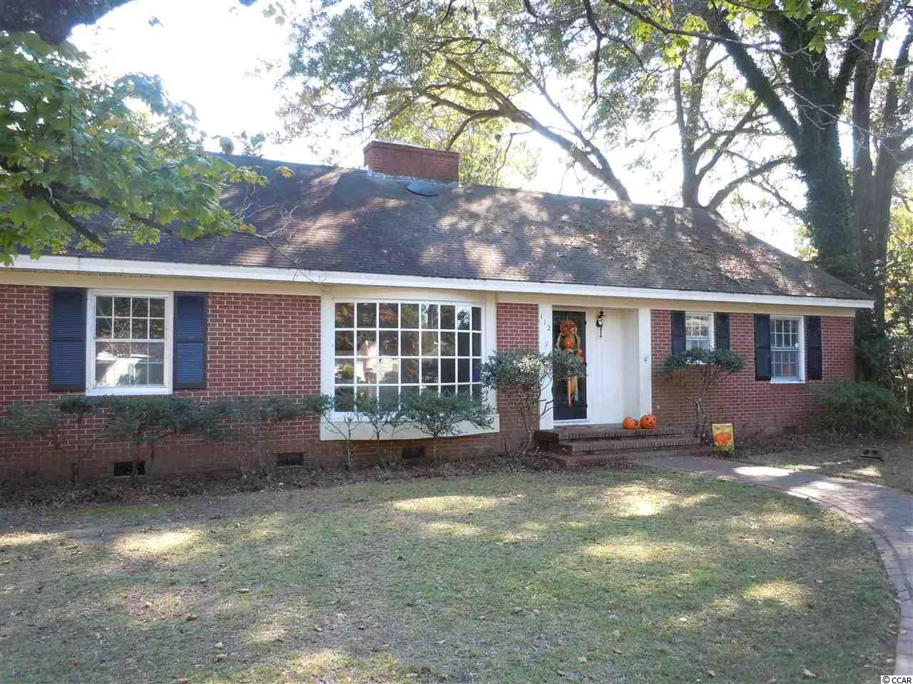 Detached MLS:1603660   112 Waddell St. Fair Bluff NC
