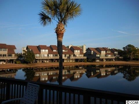 Have you seen this  Lakefront property for sale in Pawleys Island