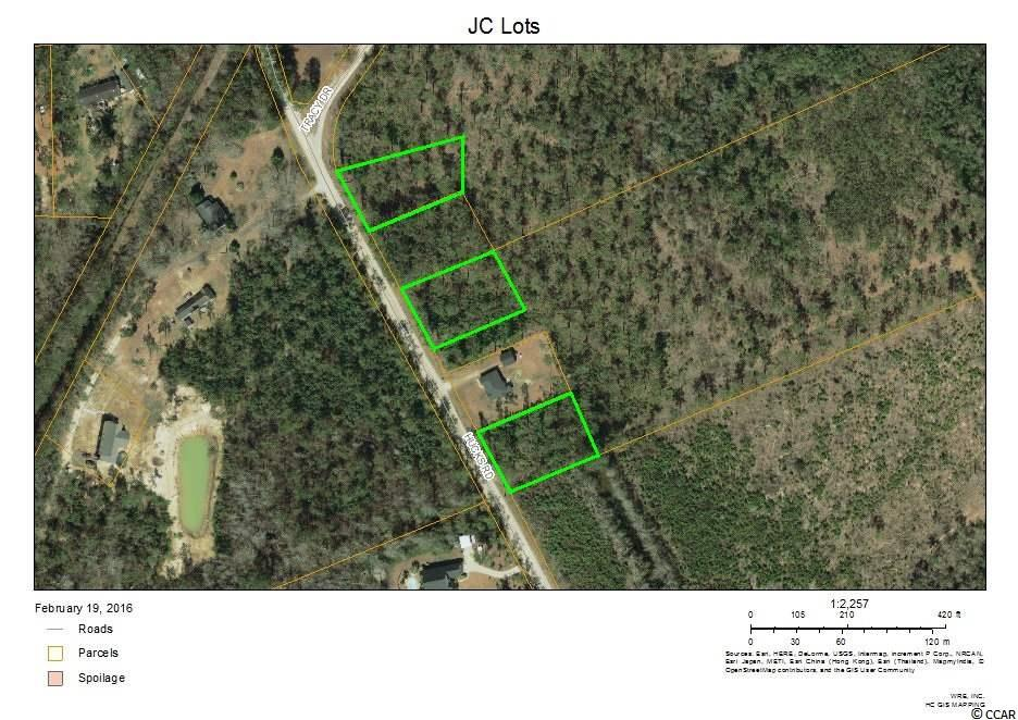Acreage for Sale at 7363 N Hucks Road 7363 N Hucks Road Conway, South Carolina 29526 United States