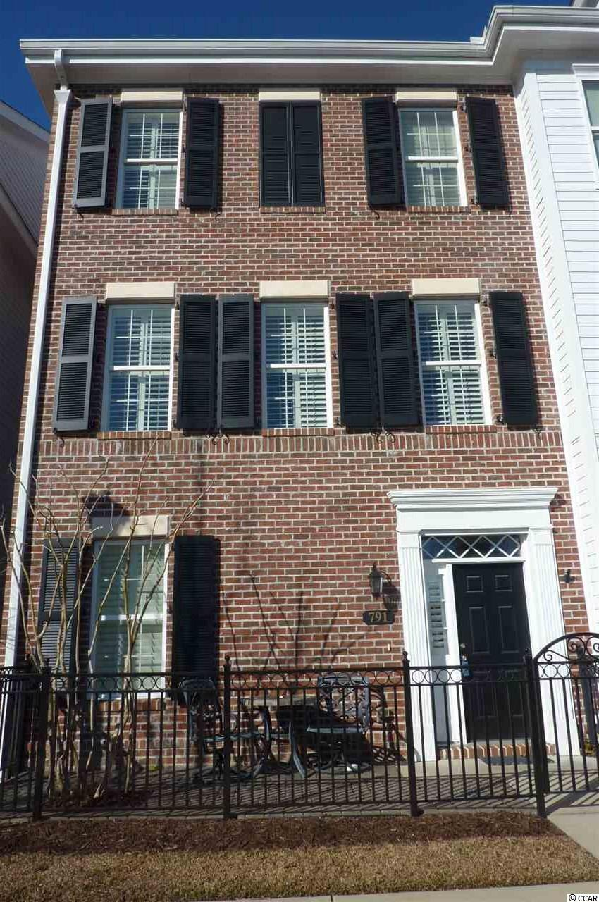 Townhouse MLS:1604468 Market Common, The  791 Murray Ave Myrtle Beach SC